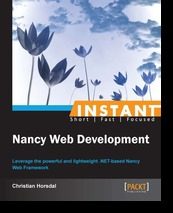 Instant Nancy Book Cover